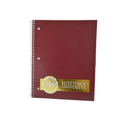 Seal Notebook Maroon 1 subject