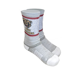 Strideline Crew Sock Full Bear Kutztown