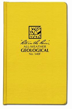 Rite In The Rain Geological Notebook 540F