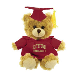 "12"" Graduation Bear"
