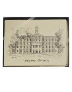 OV SKETCH OLD MAIN NOTECARDS PACK OF 10