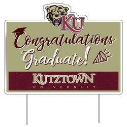 Congrates Grad Lawn Signs
