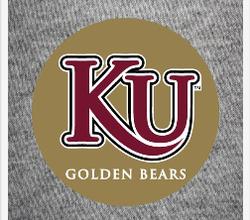 Gold Button KU Golden Bears