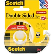 3M DOUBLE SIDED TAPE 3/4INCH X 300""