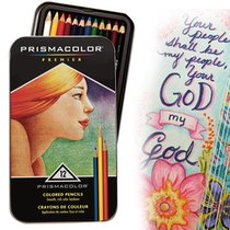 PRISMACOLOR 12PAK COLORED PENCIL SET