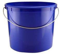 Plastic Bucket 5 Quart Pail