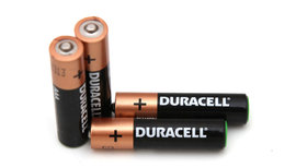 Duracell 'AA' Battery 2-pk