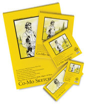 Como Sketch Pad 80lb 30 Sheet