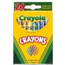 Crayola Crayons 24pak