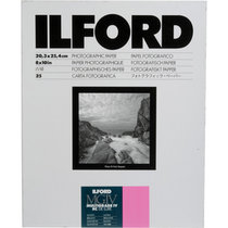 Ilford 8X10 RC Photo Paper For Darkroom 25Pak