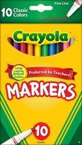 Crayola Fine Marker 10pak