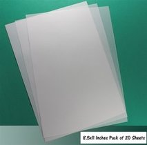 Vellum For Inkjet 30lb