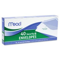 Envelope #10 Large Security Lined 40 Count