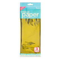 Tissue Paper Metallic