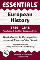 ESSENTIALS: EUROPEAN HISTORY 1789-1848