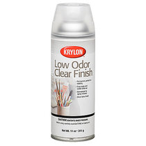 Spray Low Odor Clear Coating