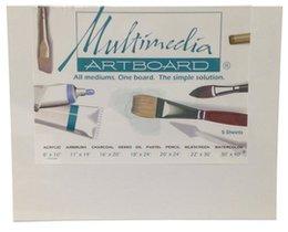 Multimedia Artboard 5pak