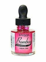 BOMBAY CRIMSON INDIA INK 1OZ