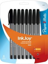 PaperMate Pens InkJoy 100 Ballpoint 8 count
