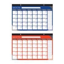 Calendar Undated 12 Month 11x17
