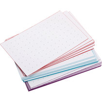Dot Grid Index Cards 100 Pak