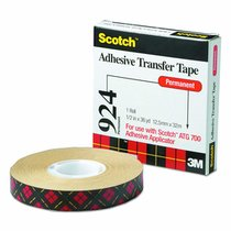 "3M ATG 924 TAPE 1/2""X36YARDS"