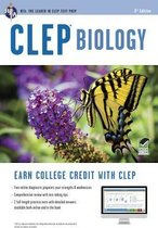 CLEP BIOLOGY W/CD-ROM 3RD EDITION