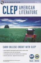 CLEP American Literature w/Online Practice