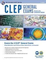 CLEP General Exams, 9th Ed. Bk & Online