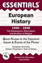 ESSENTIALS: EUROPEAN HISTORY 1450-1648