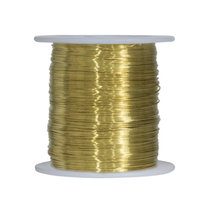 18GA BRASS WIRE PER FOOT