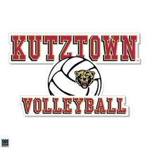 Volleyball Sports Decal 2018