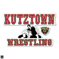 Wrestling Sports Decal 2018
