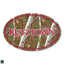 "6"" Kutztown with Trees Magnet"