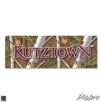 "2"" KUTZTOWN OVER TREE CAMO DIZZLER"