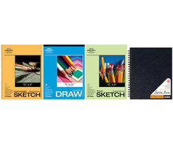Drawing & Sketch Paper Value Pak