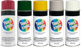 SPRAY PAINT GLOSS WHITE 12OZ