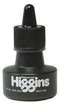 HIGGINS INDIA INK BLACK