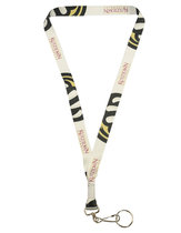"3/4"" Large Paw Kutztown University Lanyard"