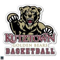 Golden Bears Basketball Sports Decal