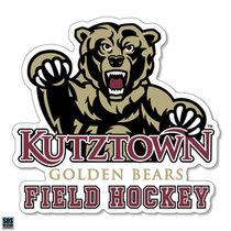 Golden Bears Field Hockey Sports Decal