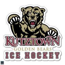 Golden Bears Ice Hockey Sports Decal