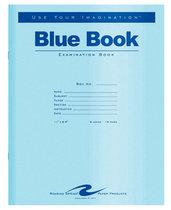 Blue Book Examination Book