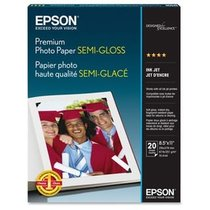 Digital Semigloss Paper