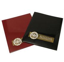 Folder With KU Seal, Black