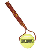 MCM TENNIS BALL TOSS TOY FOR DOGS
