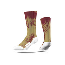 Tie Dye Comfy Full Sublimated Socks