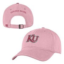 Garment Washed Twill KU Hat