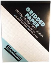 Graph Paper Pad 4x4