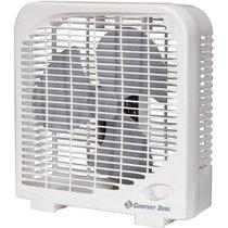 Box Fan 9inch Comfort Zone 2 speed